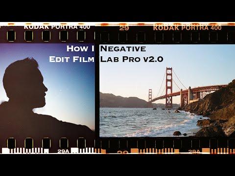 How I Edit Color Negative Film | Negative Lab Pro V2.0