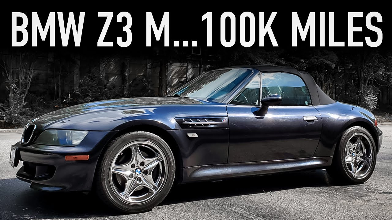 2000 BMW Z3 M Roadster Review...100k Miles Later