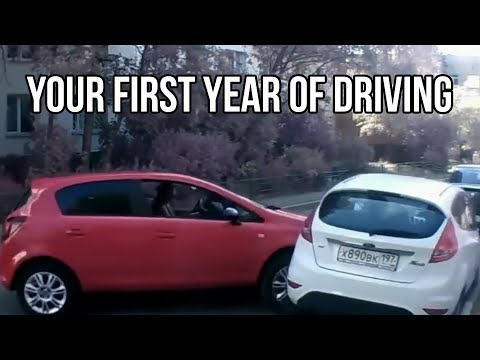 What Will Happen in your First Year of Driving!