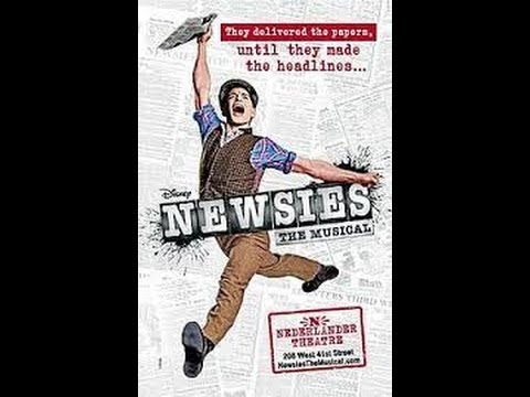 Once and for all Lyrics ~ Newsies