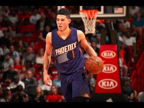 Devin Booker's Top 10 Plays of the 2016-2017 NBA Season