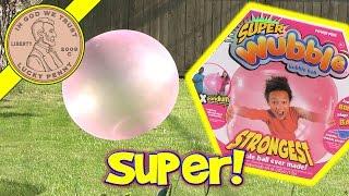 SUPER Wubble Bubble Ball Strongest Ever Made!
