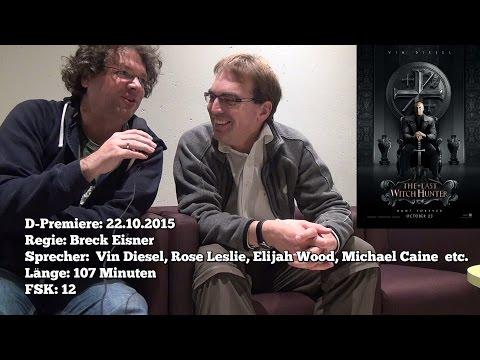 Kritik: The Last Witch Hunter (Kino-Film-Review mit Arne und Henry)