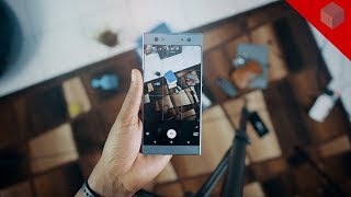 Sony Xperia XA2 Ultra Camera Test (Xperia XZ2 VLOG!)