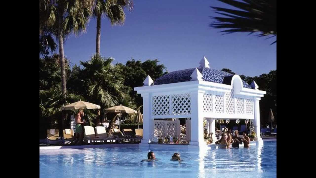 Clubhotel Riu Paraiso Lanzarote Resort Playa De Los Pocillos Lanzarote
