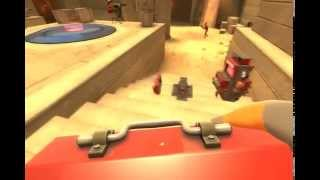 TF2 Exploit: Engineer mega jump #1 (2011)