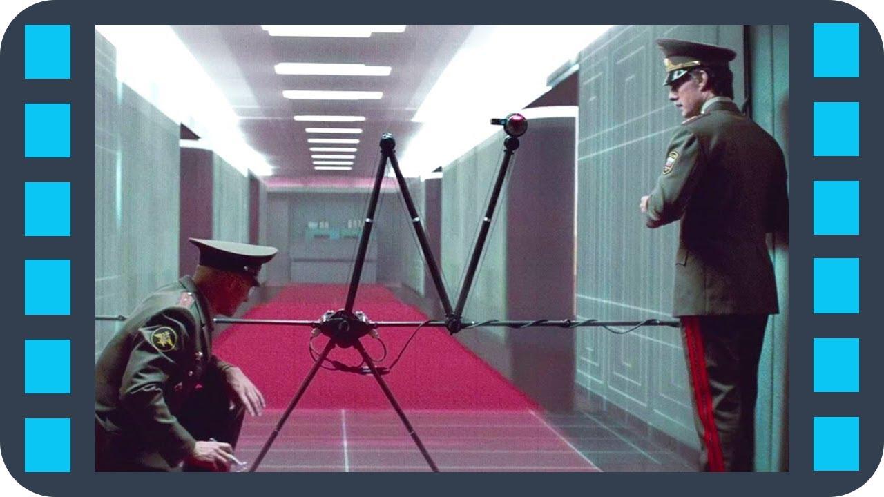 Проекция коридора — «Миссия невыполнима: Протокол Фантом» (2011) сцена 3/8 HD #1