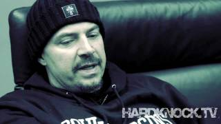 DJ Muggs - Snap Ya Neck Back F/ Dizzee Rascal & Bambu - BTS + Interview