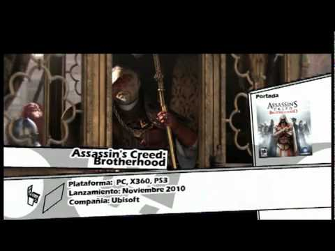 ANALISIS ASSASSINS CREED Brotherhood