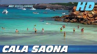 Cala Saona (Formentera - Spain)