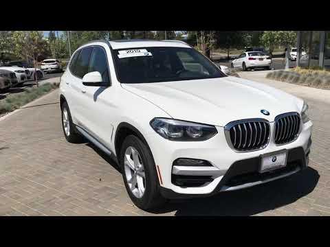 19 CPO BMW X3 30i