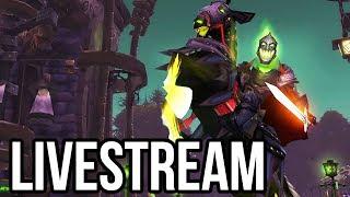 Schlotternächte & MoP-Timewalks // World of Warcraft
