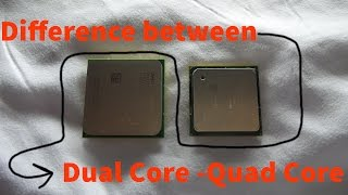 What Is A Dual Core And Quad Core?