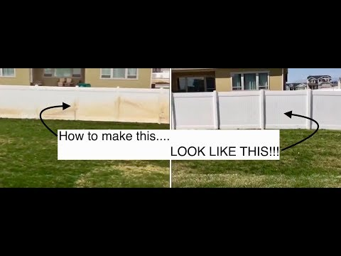 how-to-clean-vinyl-fence--goofoff-rustaid-review