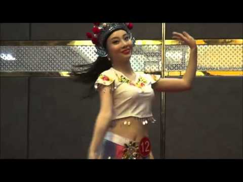 Beauty Contest Changsha Performance 2 / 美容大赛长沙,性能测试 2