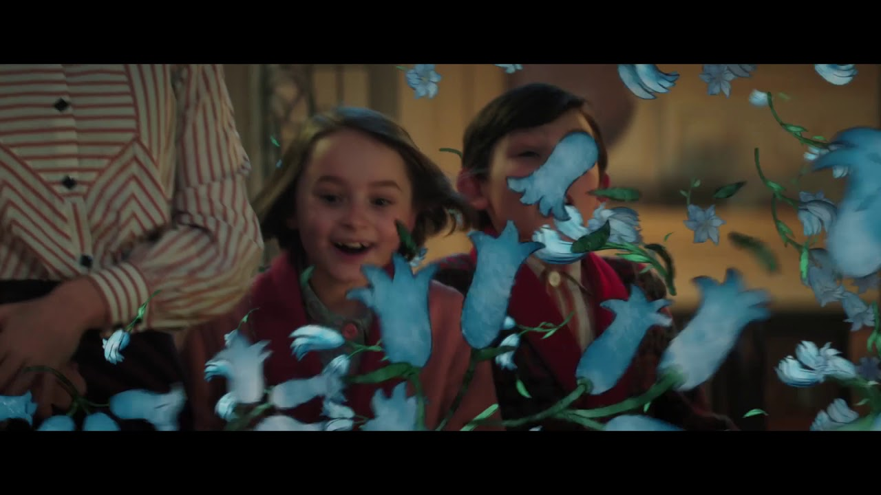 Мери Попинз се завръща - клип с български субтитри