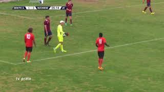Eccellenza Girone B Zenith Audax-Bucinese 1-2