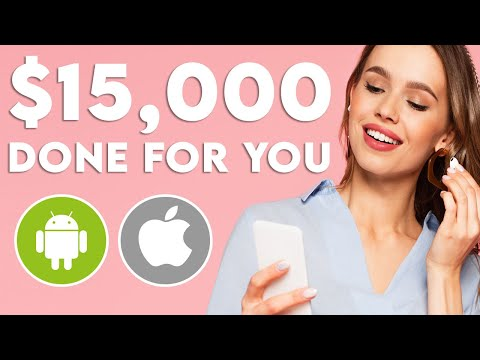 Earn $15,000 With This NEW Worldwide App (Make Money Online 2021)