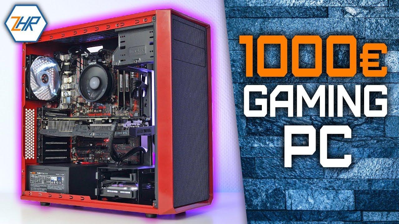 DER BESTE 1000€ GAMING PC 2018 im Test - DAS Preis-Leistungs Monster