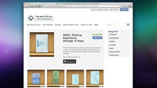 Getting Started on the Nar Anon Webstore thumbnail
