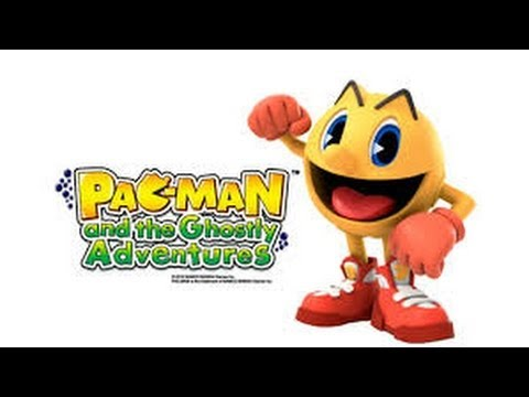 PS3 Game: Pacman And The Ghostly Adventures P1