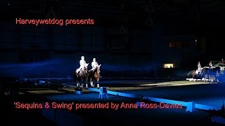 'Sequins & Swing' Presented By Anna Ross-Davies