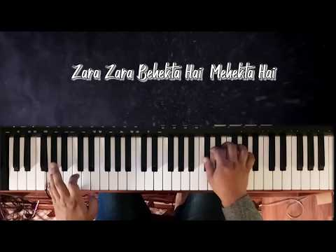 zara-zara-behekta-hai-piano-cover