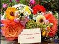 Красивое поздравление женщине!С Днём рождения,с  праздником весны,просто так !!!