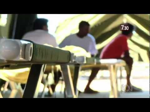 Asylum seekers face uncertain Nauru legal status