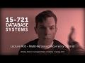 L05 - Multi-Version Concurrency Control