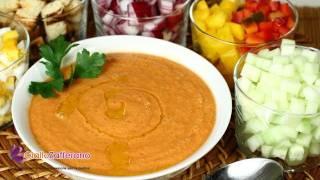 Andalusian Gazpacho - Recipe