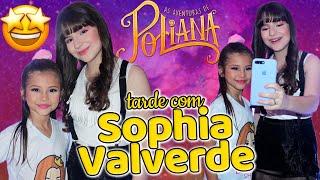 TARDE COM SOPHIA VALVERDE - Dudinha Show