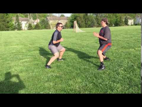 Dylan Gandy Trench Game Workout 2