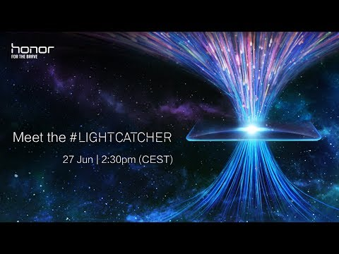 Honor's Light Catcher - Launch Live Event