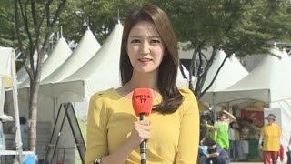 [날씨] 낮 동안 '30도 안팎'…내일 가을비, 더위 꺾여 / 연합뉴스TV (YonhapnewsTV)