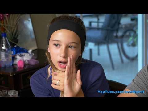Kids Try Mystery Cookie Ingredients 2017 | Josh Darnit