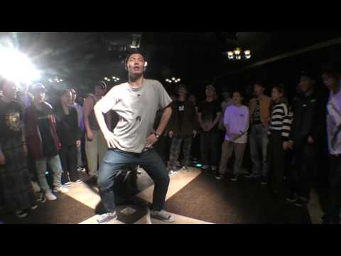 "K circle Hook up!! OSN SPECIAL ""FUNK"" DANCE BATTLE"