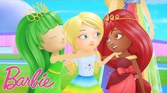 Die Regenbogen-Spiele | Dreamtopia | Barbie Deutsch