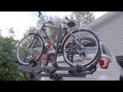 Introducing the ROLA® Convoy™, A Modular Hitch Mount Bike Carrier