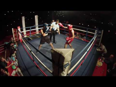 Ultra White Collar Boxing | Aldershot | Archie Kimmins VS The Gavinoo