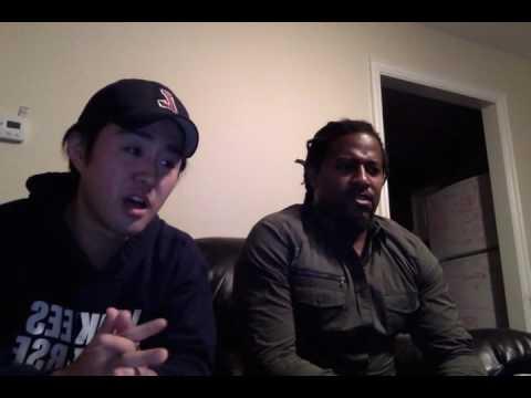 Reaction to Glenn's Death - Season 7 Premiere - The Walking Dead