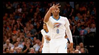 """Russell Westbrook Mix- """"Over"""" - Drake"""