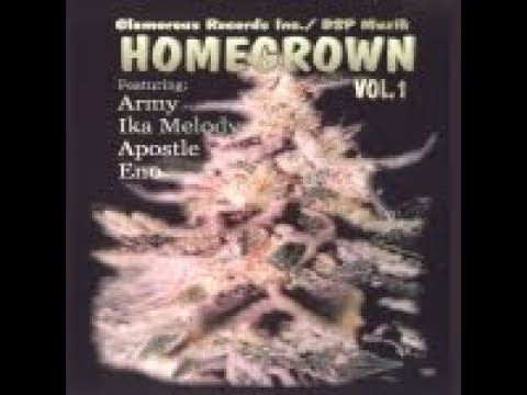"V.I. REGGAE ARTISTS ""Homegrown"" Vol.1 - Massive Full Album"