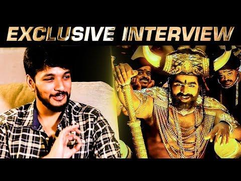 """I'm a Vijay Sethupathi Veriyan"" | The Story Behind PAAAAHHH! - Gautham Karthik Reveals! |US116"