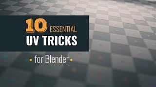 10 Essential UV Tips and Tricks | Blender Tutorial