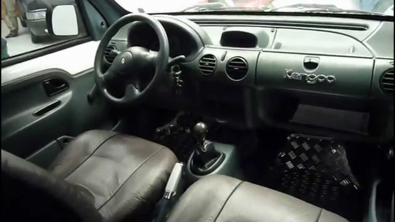 renault kangoo rl 1 9d 2002 autos rosario rosario youtube. Black Bedroom Furniture Sets. Home Design Ideas