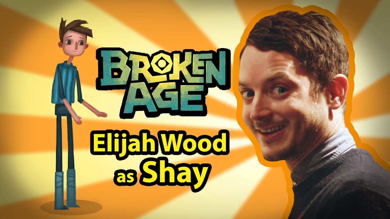 Elijah Wood took part in the creation of a video game 12/09/2013 96