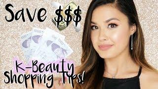14 of my BEST Korean Beauty Shopping Tips & Tricks | How I Save Money on K-Beauty