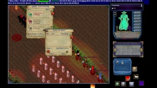 Ultima Online Abyss Game Play 22.09.2017 Дубль 2