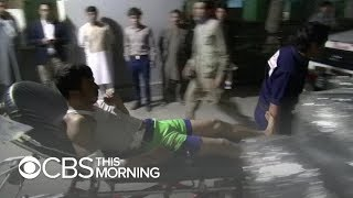 Violence spikes in Afghanistan